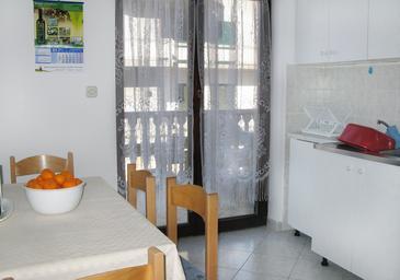 Sali, Kitchen in the apartment, dostupna klima.