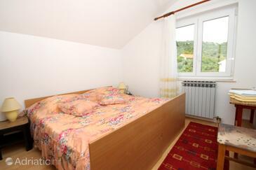 Zaton Veliki, Спальня в размещении типа room, Домашние животные допускаются и WiFi.