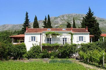 Srebreno, Dubrovnik, Property 9028 - Apartments with pebble beach.