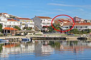 Apartmány u moře Kustići, Pag - 9036