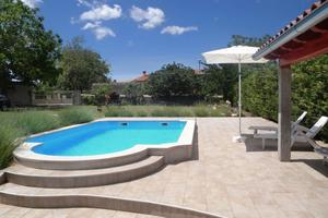 Family friendly apartments with a swimming pool Stokovci (Sredisnja Istra) - 9039