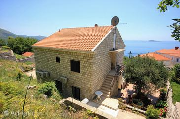 Soline, Dubrovnik, Property 9042 - Apartments with pebble beach.