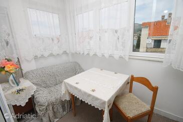 Dubrovnik, Dining room in the studio-apartment, WiFi.