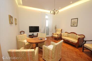 Dubrovnik, Dnevna soba v nastanitvi vrste apartment, WiFi.