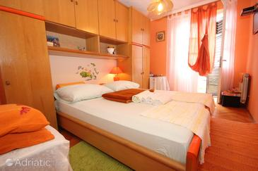 Dubrovnik, Bedroom 1 in the room, dostupna klima i WIFI.