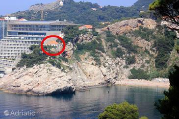 Dubrovnik, Dubrovnik, Property 9076 - Apartments near sea with pebble beach.