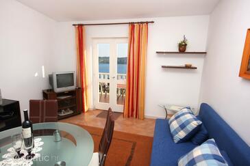 Orašac, Living room in the apartment, WIFI.