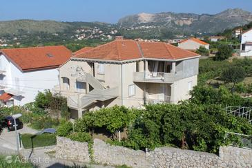Srebreno, Dubrovnik, Property 9085 - Apartments with pebble beach.