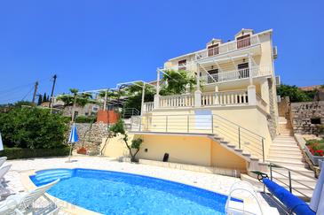 Orašac, Dubrovnik, Property 9088 - Apartments with pebble beach.