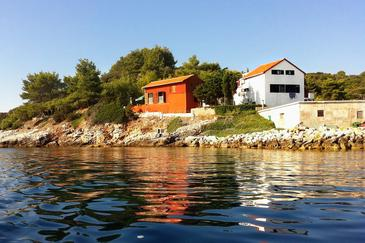 Savar, Dugi otok, Property 909 - Apartments near sea with pebble beach.