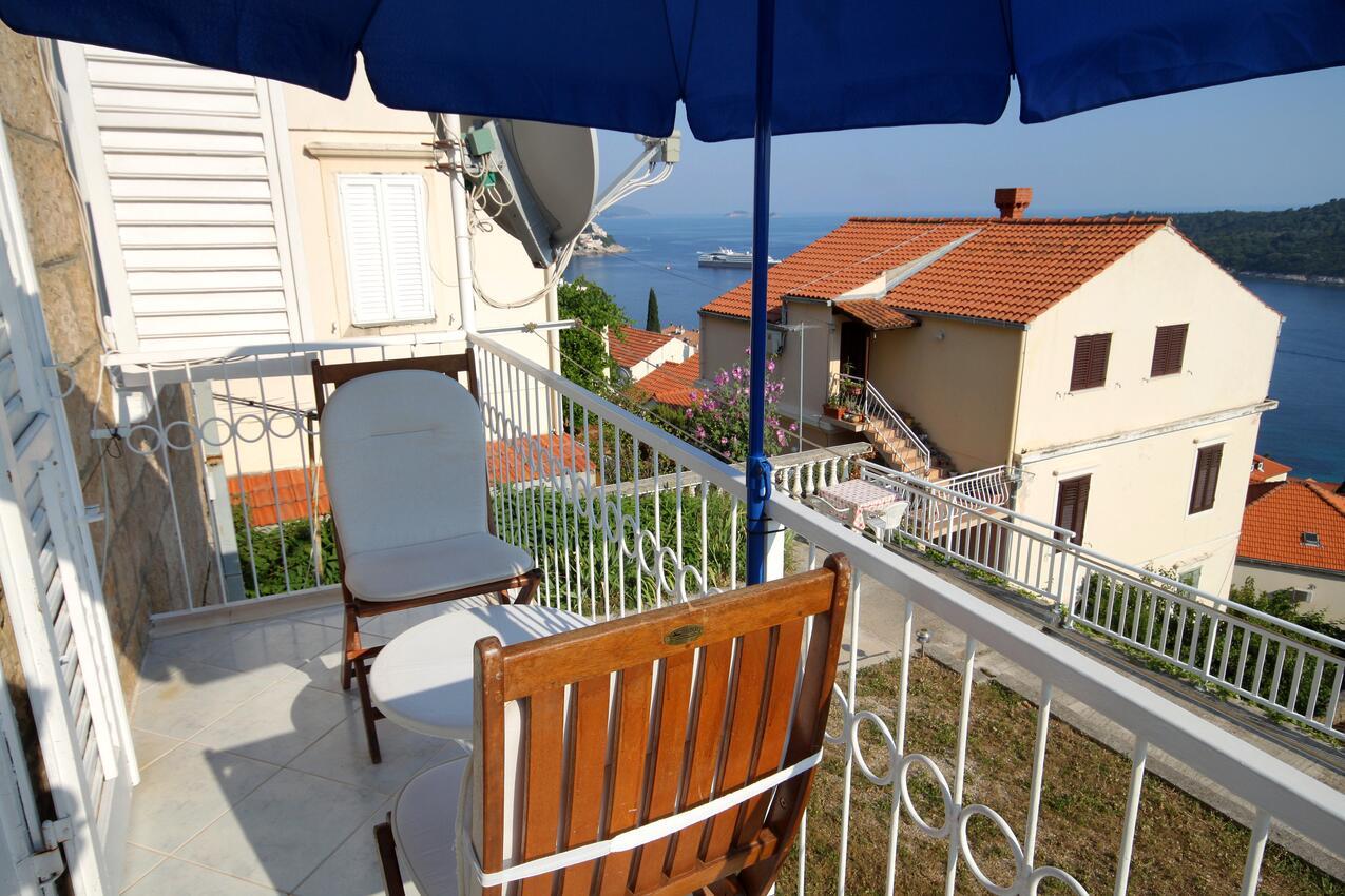Ferienwohnung im Ort Dubrovnik (Dubrovnik), Kapazi Ferienwohnung  Dubrovnik