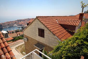 Dubrovnik, Dubrovnik, Objekt 9099 - Ubytování s oblázkovou pláží.
