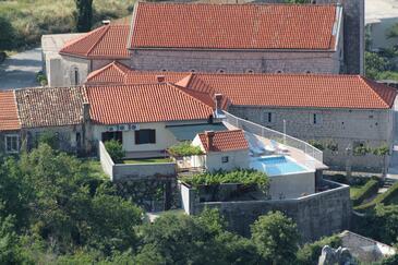 Dubravka, Dubrovnik, Objekt 9101 - Ubytovanie s kamienkovou plážou.