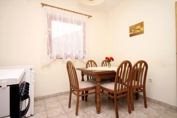 Rogoznica, Столовая в размещении типа apartment, WiFi.