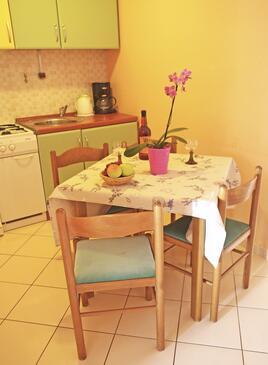 Makarska, Столовая в размещении типа apartment, Домашние животные допускаются и WiFi.