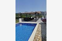 Apartmány u moře s bazénem Kneža (Korčula) - 9130