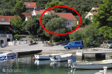 Žrnovska Banja, Korčula, Property 9131 - Apartments near sea with pebble beach.