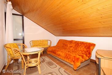 Zavalatica, Living room 1 in the apartment, WiFi.