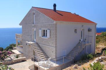 Zavalatica, Korčula, Property 9138 - Apartments by the sea.