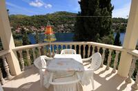 Apartments by the sea Brna (Korčula) - 9139