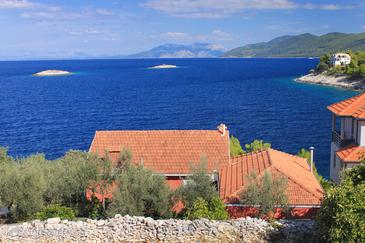 Prigradica, Korčula, Objekt 9140 - Ubytování v blízkosti moře.