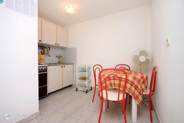 Prigradica, Столовая в размещении типа apartment, WiFi.