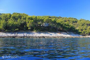 Spiliška, Korčula, Property 9142 - Vacation Rentals by the sea.