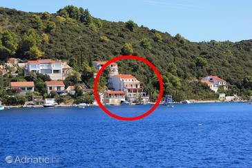 Žrnovska Banja, Korčula, Property 9148 - Apartments by the sea.