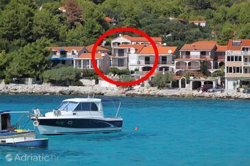 Prižba, Korčula, Objekt 9153 - Ubytování v blízkosti moře.