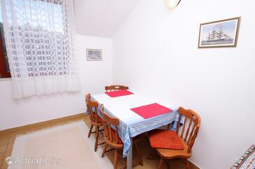 Korčula, Столовая в размещении типа apartment, Домашние животные допускаются и WiFi.