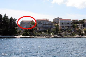 Korčula, Korčula, Property 9158 - Apartments near sea with pebble beach.