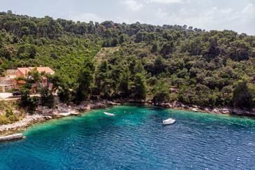 Brna, Korčula, Property 9159 - Apartments by the sea.
