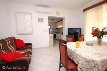 Smokvica, Гостиная в размещении типа apartment, доступный кондиционер и WiFi.
