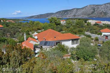 Kneža, Korčula, Property 9165 - Apartments with pebble beach.