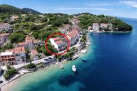 Apartments by the sea Račišće (Korčula) - 9169