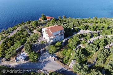 Račišće, Korčula, Property 9170 - Apartments with pebble beach.
