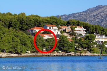 Lumbarda, Korčula, Объект 9172 - Апартаменты вблизи моря.