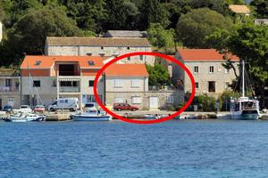 Apartments by the sea Lumbarda (Korčula) - 9173