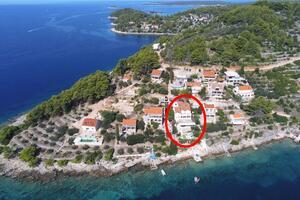 Apartmány u moře Zátoka Mikulina Luka, Korčula - 9181