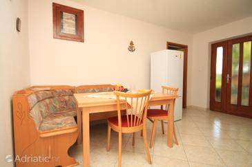 Trogir, Dining room in the apartment, WIFI.