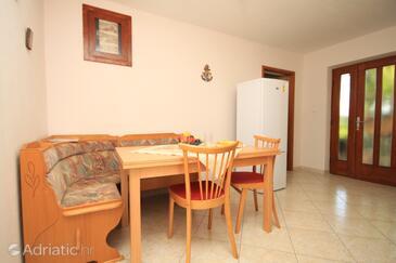Trogir, Столовая в размещении типа apartment, WiFi.