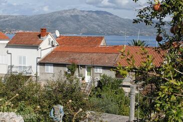 Korčula, Korčula, Objekt 9217 - Ferienwohnungen nah am Meer am Kieselstränden.