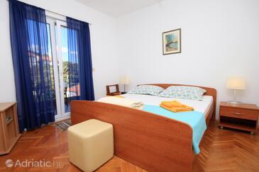 Korčula, Bedroom in the room, dostupna klima, dopusteni kucni ljubimci i WIFI.
