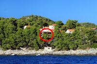 Apartmány u moře Brna (Korčula) - 9221