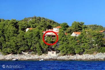 Brna, Korčula, Объект 9221 - Апартаменты вблизи моря.