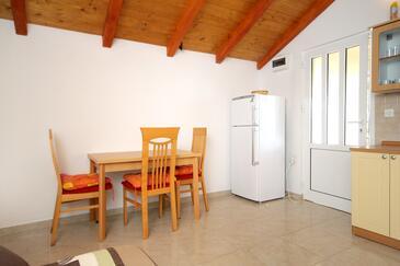 Bratinja Luka, Jídelna v ubytování typu house, domácí mazlíčci povoleni.