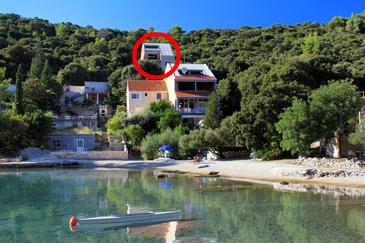 Vrbovica, Korčula, Objekt 9225 - Apartmani blizu mora sa šljunčanom plažom.