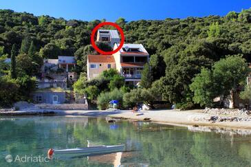 Uvala Vrbovica, Korčula, Property 9225 - Apartments near sea with pebble beach.