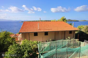 Prižba, Korčula, Объект 9227 - Апартаменты вблизи моря с галечным пляжем.