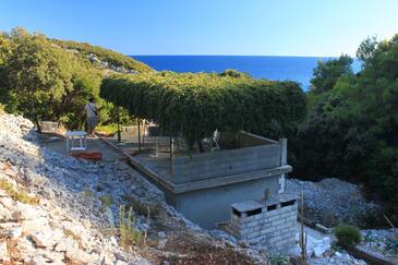 Uvala Rasohatica, Korčula, Objekt 9233 - Ubytovanie blízko mora.